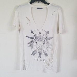 Ripped T-Shirt (NWOT)